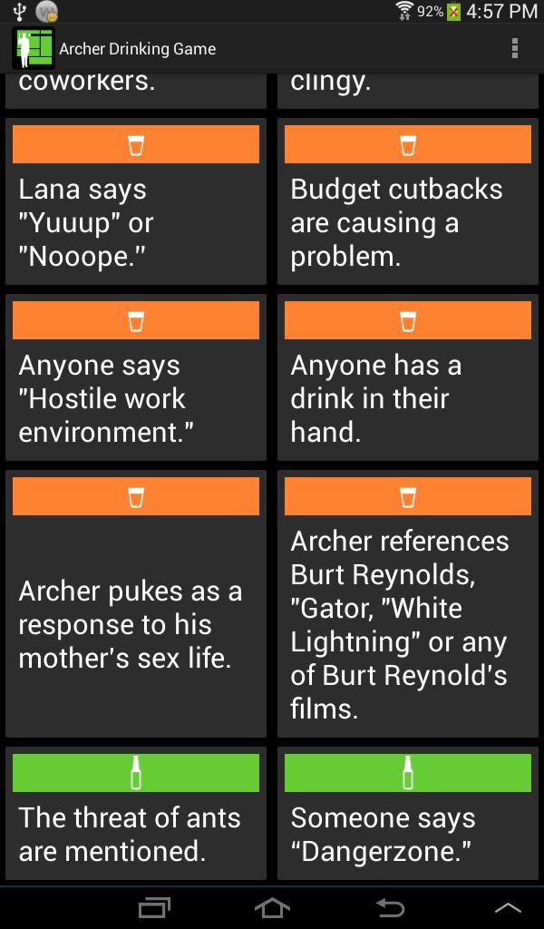 Archer Game