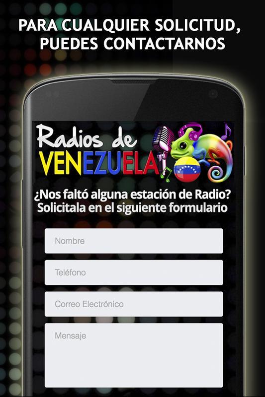 4fd4df1b04a7d ... Emisoras de Radio Venezuela captura de pantalla 5 ...