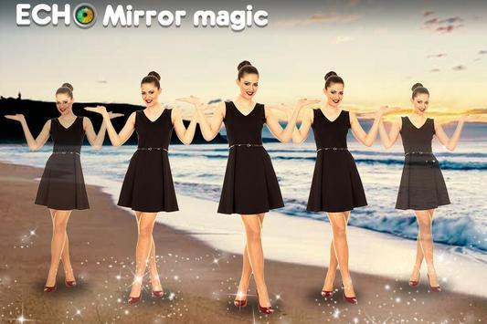 Echo Mirror Magic Effect - Crazy Mirror apk screenshot