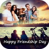 Friendship Day Photo Frames And Wallpaper icon