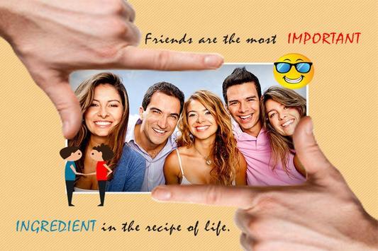 Friendship Day Photo Frames And Wallpaper screenshot 3