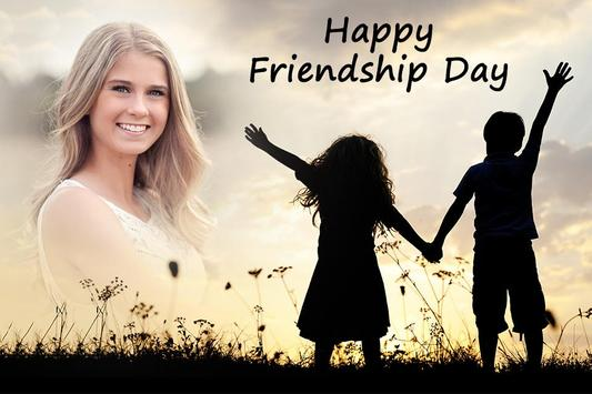 Friendship Day Photo Frames And Wallpaper poster