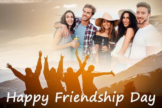 Friendship Day Photo Frames And Wallpaper screenshot 1