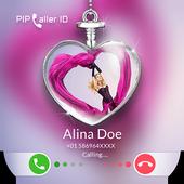 PIP Caller Id icon