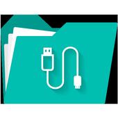 USB OTG File Explorer icon