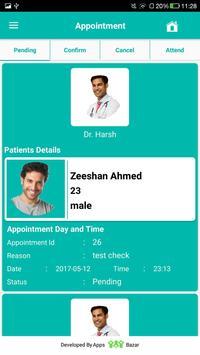 Dr Yadav Demo Admin App screenshot 2