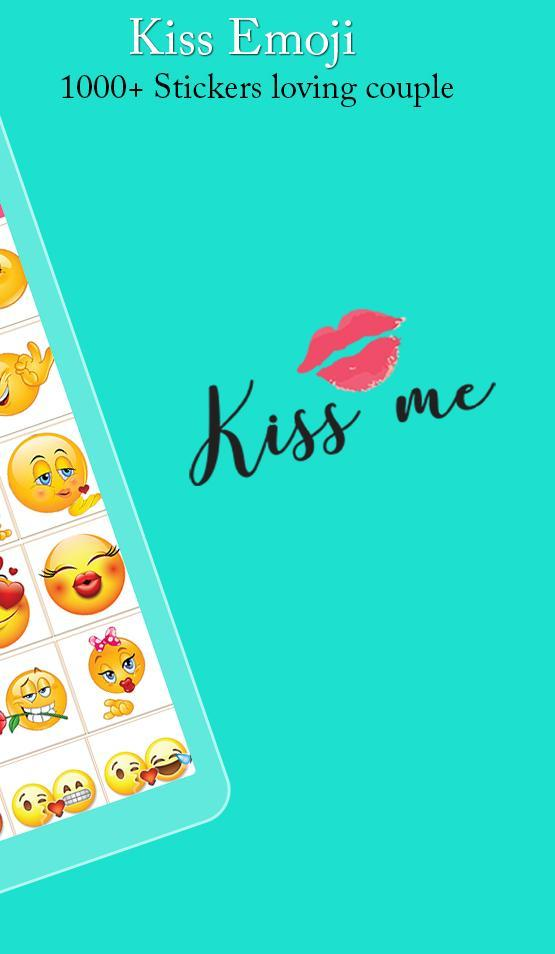 Kiss Emoji for Android - APK Download