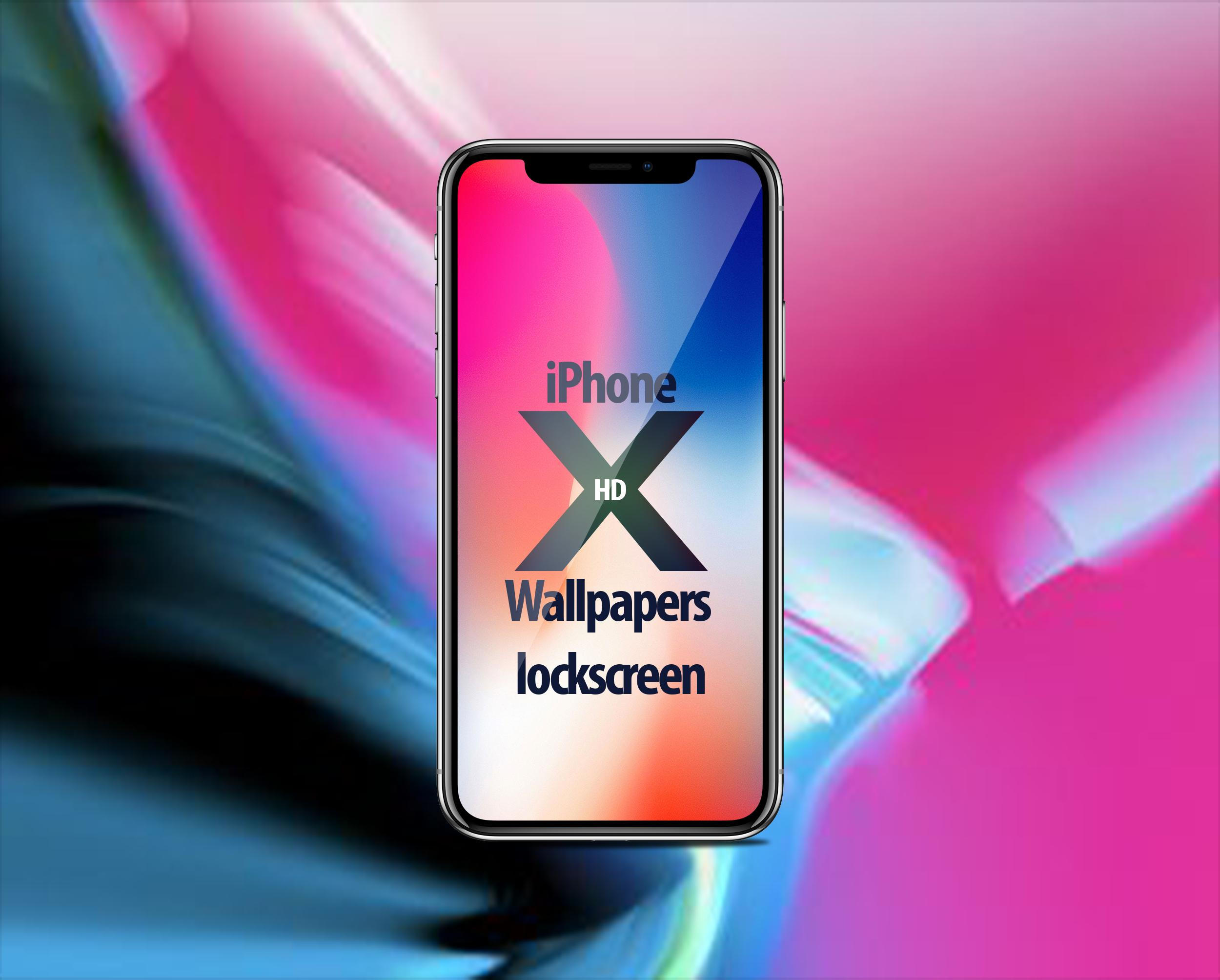 Iphone X Wallpapers Lockscreen Hd Fur Android Apk