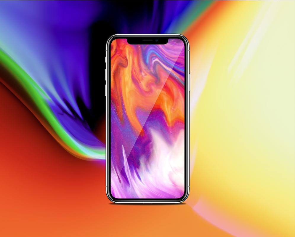 Iphone X Wallpaper Hd: IPHONE X WALLPAPERS LOCKSCREEN HD For Android