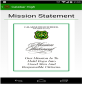 Calabar High School icon