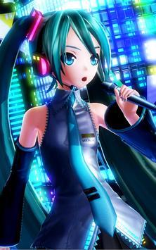 Hasune Miku Wallpapers apk screenshot