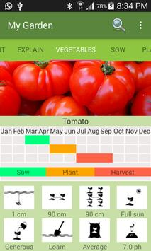 My Garden-SA apk screenshot