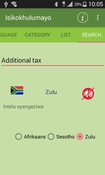 Isikokhulumayo screenshot 4