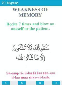Quranic Cures apk screenshot