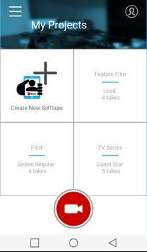 My Selftape App poster