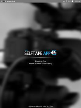 My Selftape App apk screenshot