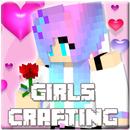 Girls Crafting : Miner Exploration Story Mode APK