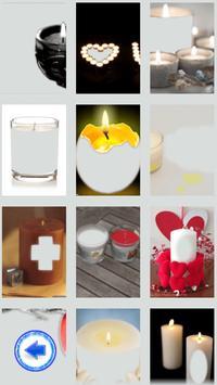Beautiful Candle Photo Frame screenshot 16