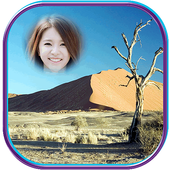 Photo Editor - Desert Photo icon