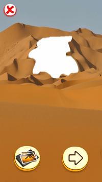Photo Editor - Desert Photo poster