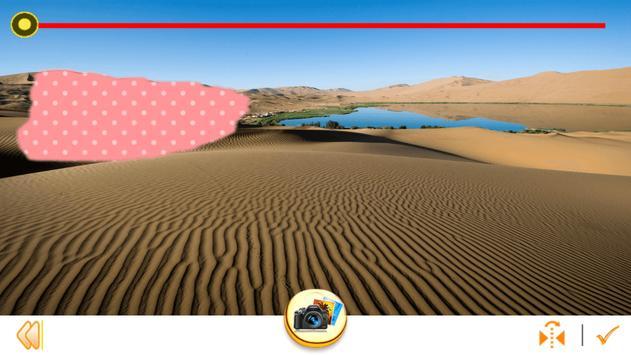 Photo Editor - Desert Photo screenshot 2