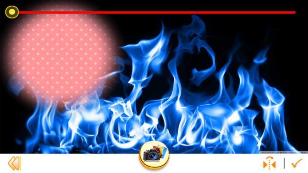 Fire Photo Editor screenshot 2