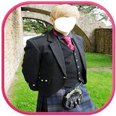 Photo Editor - Kilts Dress icon
