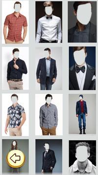 Men Wears Photo Selfie screenshot 7
