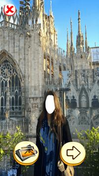Photo Editor - Milan Tour poster