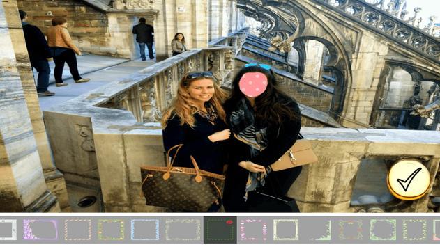 Photo Editor - Milan Tour screenshot 9