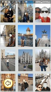 Photo Editor - Milan Tour screenshot 1