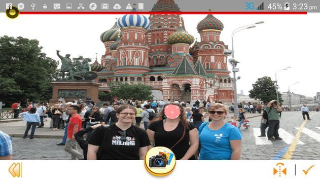 Photo Editor - Moscow Tour screenshot 9