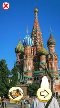 Photo Editor - Moscow Tour poster