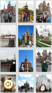 Photo Editor - Moscow Tour screenshot 1