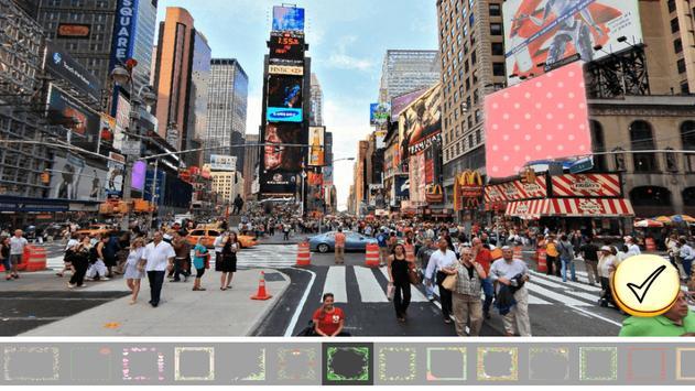 Photo Editor - New York Tour screenshot 10