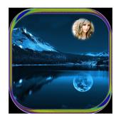 Night photo Editor icon