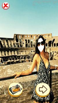 Photo Editor - Rome Tour poster
