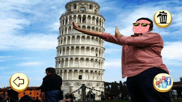 Photo Editor - Rome Tour screenshot 5