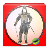 Photo Editor - Samurai Photo icon