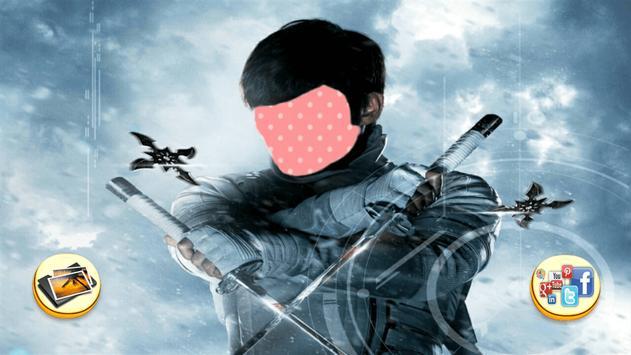 Photo Editor - Samurai Photo screenshot 11