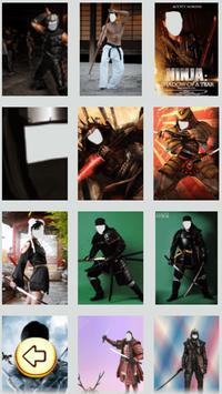 Photo Editor - Samurai Photo screenshot 1