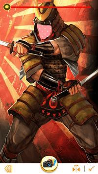 Photo Editor - Samurai Photo screenshot 2