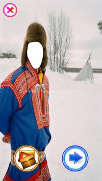 Photo Editor - Sami Man Dress poster