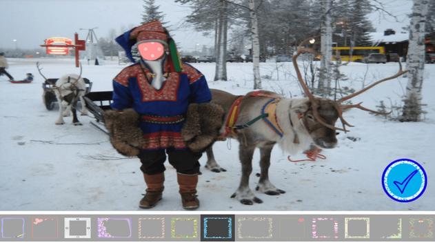 Photo Editor - Sami Man Dress screenshot 16