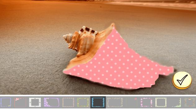 Photo Editor - Seashell Photo screenshot 10