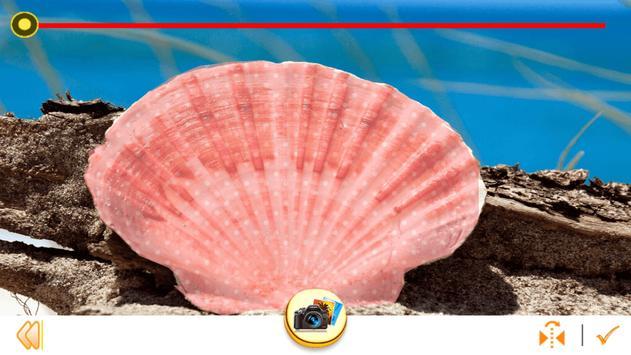 Photo Editor - Seashell Photo screenshot 16