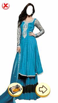 Photo Editor - Sharara Dress poster