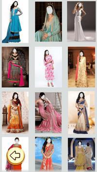 Photo Editor - Sharara Dress screenshot 15
