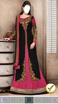 Photo Editor - Sharara Dress screenshot 17