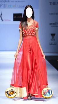 Photo Editor - Sharara Dress screenshot 4